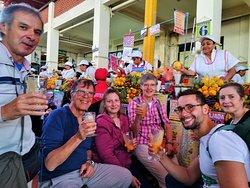 San Camilo Market - Culinary Tour - Arequipa