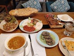 أفضل مطعم تركي في مصر