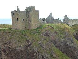 Zoommmata sul castello