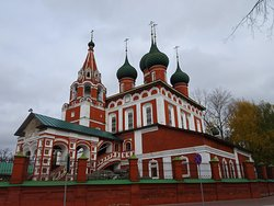 Церковь Архангела Михаила 1682 год.