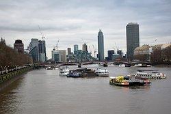 Point de vue du London Bridge