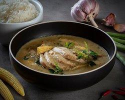 Kaeng Khia Wan - Curry Verde Thai - Artesanal