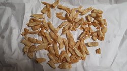 Chips seem like re heats had to pic out the best ones.