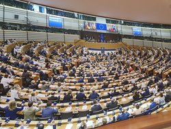 European Parliament (Hemicycle visits)