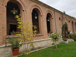 מקום מעניין  היסתורי ממאה הביניים של רומניה