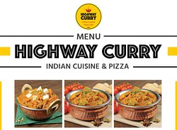 Greetings from Highway Curry - Indian Cuisine & Pizza ( Kata )
