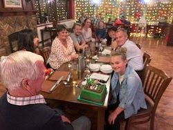 80th birthday weekend
