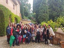 #Visita Alhambra Emoción Noviembre 2019