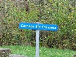 Cascade Sainte Elisabeth