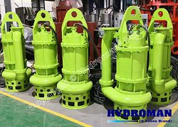 Hydroman™ 150TJQ Submersible Dewatering Pump