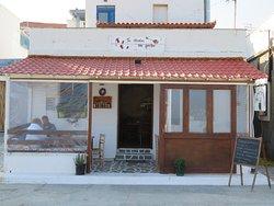 GR: Andros, Ormos Korthiou; Taverna To Penaki tou Gialou