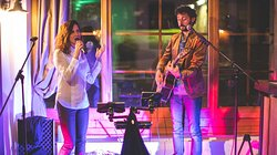 Groupe de musique Apéro Live : Rose & Willy