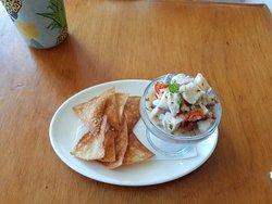 Calaloo Beach, FishBar & Grill