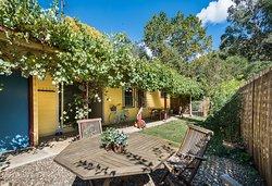 The Bon Accord Courtyard Avalon House
