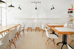 Yenuina - Laboratorio de Pasta