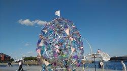 アートと光の祭典「スマート イルミネーション横浜2019」