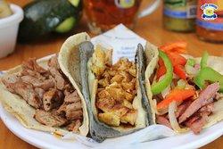 Tacos a la plancha tan deliciosos como imperdibles
