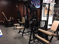 New Cybex strength training equipment