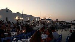 Naoussa - the port ! - take 8