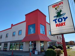 Phillips Toy Mart is Nashville's place to go for toys!