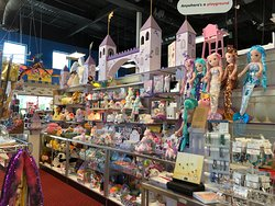 Find everything you need for your doll-loving kid at Phillips Toy Mart.