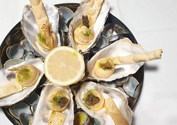 Amazing Exmoor Caviar, Oysters and Champagne evening!