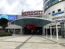 Metrocity Alisveris Merkezi - outside