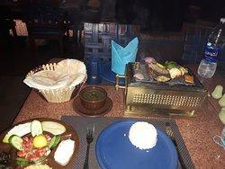 المطعم رائع للغاية