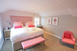christchurch harbour hotel cottage double room
