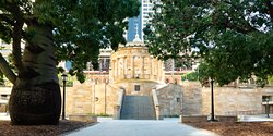 Anzac Square & Memorial Galleries