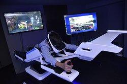 VR Flight