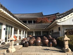 Culinary School of Korea History and Culture