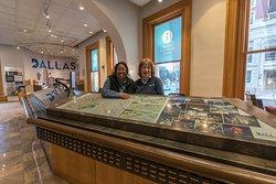 VisitDallas Experience Center