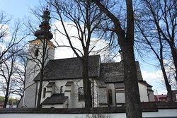 Kościół pw. Wszystkich Świętych w Kacwinie