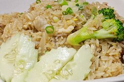 Lots of tasty Asian dishes you can enjoy at the restaurant or at home. Stop by Om Cooking this week!