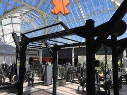 FitX Sportstudio im Sander Center