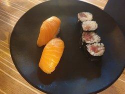 Lekker sushi restaurant