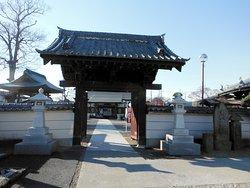 宝性院(入口門)