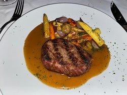 amazing steak dish