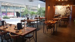 Kuru japanese fusion. Available group reservation over 20people