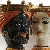 Ceramiche Siciliane - Bottega Sicula Messina