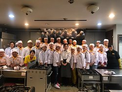 Korean Trip School Cooking Class