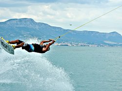 Wakeboard Cable Park Split