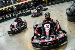 TeamSport Indoor Go Karting Birmingham