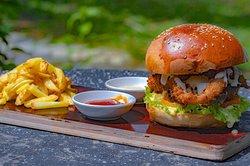 Best burger in Weligama!