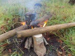 Bushcraft Skills Training In Glengarriff
