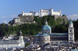 قلعة سالزبورج (حصن هوهنسالزبورج)