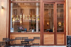 Papilles Coffee shop Restaurant - All day brunch - Petit déjeuner - Breakfast - Montmartre - Pigalle - Paris 9
