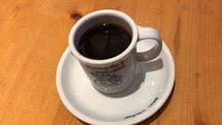 ブレンドコーヒー と C:名古屋名物おぐらあん (2019/11/20)