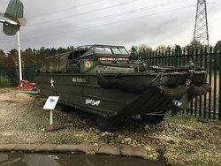 Duck vehicle